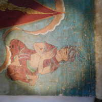 Thai scroll painting #1 picture number 240