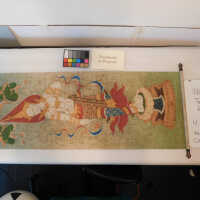 Thai Scroll Painting #2 picture number 48