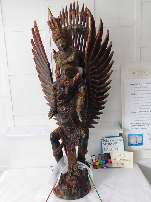 Balinese deity picture number 1