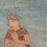 Thai scroll painting #1 picture number 262