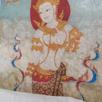 Thai Scroll Painting #2 picture number 211