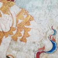 Thai Scroll Painting #2 picture number 212