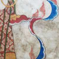 Thai Scroll Painting #2 picture number 214