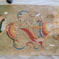 Thai scroll painting #1 picture number 51
