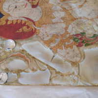 Thai scroll painting #1 picture number 120
