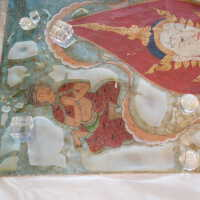 Thai scroll painting #1 picture number 122