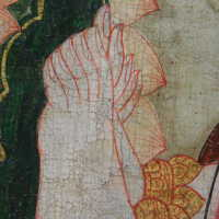 Thai scroll painting #1 picture number 228