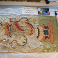 Thai scroll painting #1 picture number 128