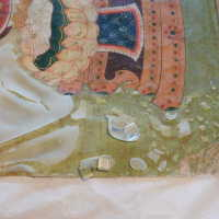 Thai scroll painting #1 picture number 129