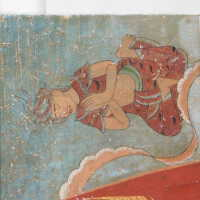 Thai scroll painting #1 picture number 203