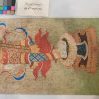 Thai Scroll Painting #2 picture number 49