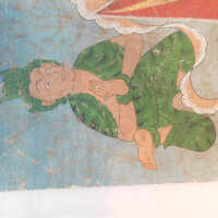 Thai Scroll Painting #2 picture number 10