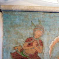 Thai scroll painting #1 picture number 189