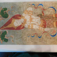 Thai Scroll Painting #2 picture number 50