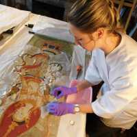 Thai scroll painting #1 picture number 89