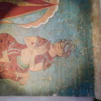 Thai scroll painting #1 picture number 242