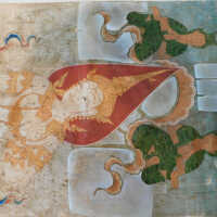 Thai Scroll Painting #2 picture number 114