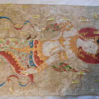 Thai scroll painting #1 picture number 65