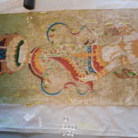 Thai scroll painting #1 picture number 67