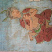 Thai scroll painting #1 picture number 264