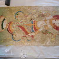 Thai scroll painting #1 picture number 68
