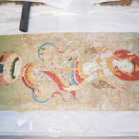 Thai scroll painting #1 picture number 70