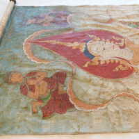 Thai scroll painting #1 picture number 163