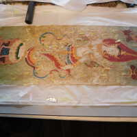 Thai scroll painting #1 picture number 71