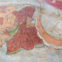 Thai scroll painting #1 picture number 164