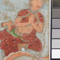 Thai scroll painting #1 picture number 204
