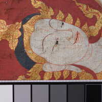 Thai scroll painting #1 picture number 205