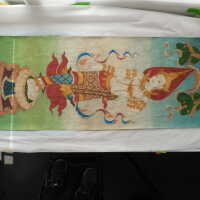 Thai Scroll Painting #2 picture number 253