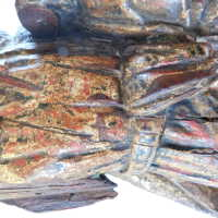 Santos Polychrome Wood Figures picture number 7