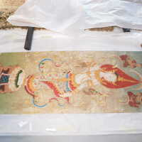 Thai scroll painting #1 picture number 73