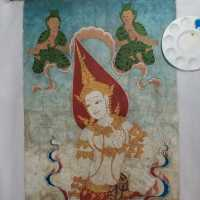 Thai Scroll Painting #2 picture number 166