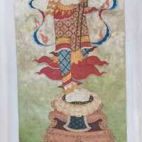 Thai Scroll Painting #2 picture number 167