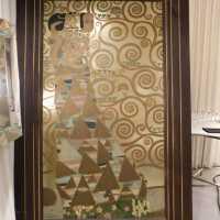 """""""Expectation"""" Stoclet Frieze, after Klimt"""