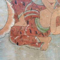 Thai scroll painting #1 picture number 221