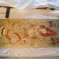 Thai scroll painting #1 picture number 75