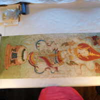 Thai scroll painting #1 picture number 251