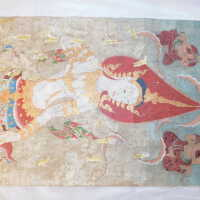 Thai scroll painting #1 picture number 76