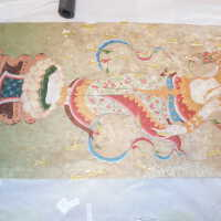 Thai scroll painting #1 picture number 77
