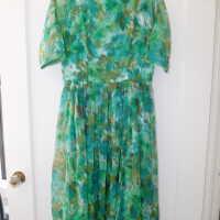 Ricci Chiffon Dress picture number 53