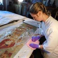 Thai scroll painting #1 picture number 93