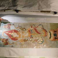 Thai scroll painting #1 picture number 95