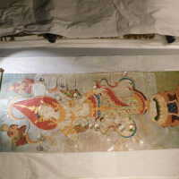 Thai scroll painting #1 picture number 96