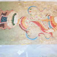 Thai scroll painting #1 picture number 78