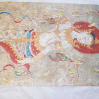 Thai scroll painting #1 picture number 79