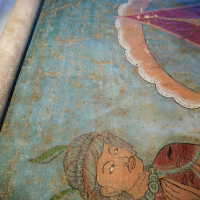 Thai scroll painting #1 picture number 183