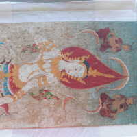 Thai scroll painting #1 picture number 11
